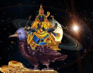 Saturn Vedic