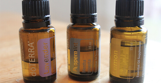 Healing olis