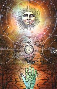 Sun conjunct Saturn astrology