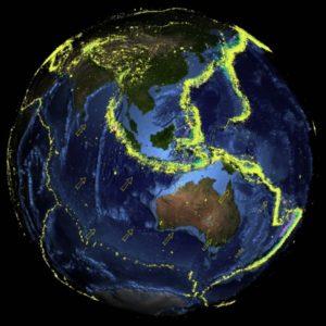 full moon earthquake activity