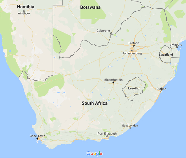 South African Retreats