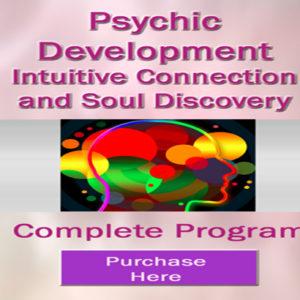 psychic development complete